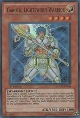 Garoth, Lightsworn Warrior - LCGX-EN246 - Ultra Rare - Unlimited Edition