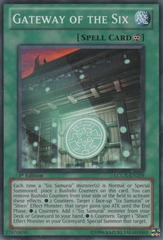 Gateway of the Six - LCGX-EN259 - Common - Unlimited Edition