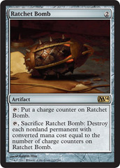 Ratchet Bomb on Channel Fireball