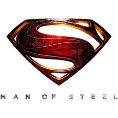 Man of Steel Gravity Feed Display