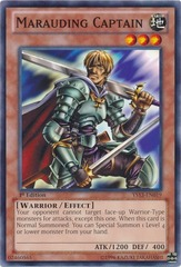 Marauding Captain - YS13-EN019 - Common - 1st Edition