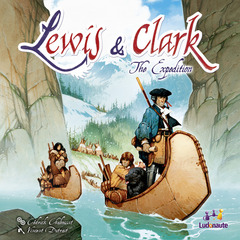 Lewis & Clark - The Expidition (In Store Sales Only)