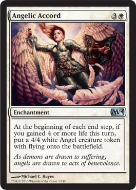 Angelic Accord - Foil