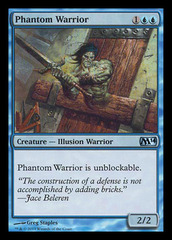Phantom Warrior - Foil