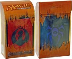 Dragon's Maze Prerelease Kit - Izzet/Dimir