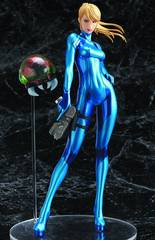 Metroid Other M Samus Arun PVC Fig Zero Suit Ver