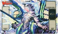 Cardfight! Vanguard Blue Storm Armada Dragon Maelstrom Playmat