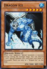 Dragon Ice - BP02-EN057 - Common - 1st