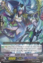 Battle Siren, Theresa - BT09/026EN - R on Channel Fireball