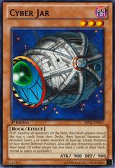 Cyber Jar - BP02-EN007 - Rare - 1st