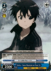 Kirito - Snow Mountain on Floor 55 - S20-TE12 -  TD