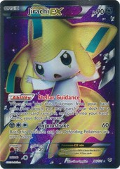 Jirachi-EX - 98/101 - Full Art