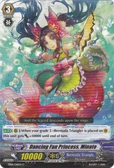 Dancing Fan Princess, Minato - EB06/016EN - C