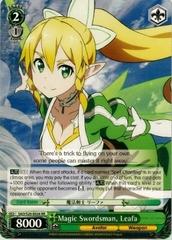 SAO/S20-E026 RR Magic Swordsman, Leafa