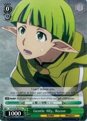 Gentle Ally, Recon - SAO/S20-E033 - U