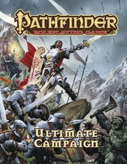 Pathfinder Roleplaying Game: Ultimate Campaign Hardcover