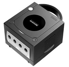 ZSYS Nintendo GameCube Jet Black