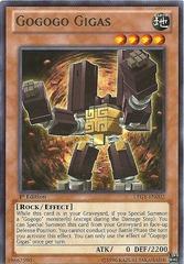 Gogogo Gigas - LTGY-EN002 - Rare - Unlimited Edition