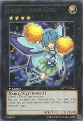 Fairy Cheer Girl - LTGY-EN046 - Rare - Unlimited Edition