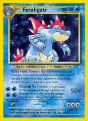 Feraligatr - 4/111 - Holo Rare - Unlimited Edition