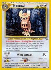 Noctowl - 42/111 - Uncommon - Unlimited Edition