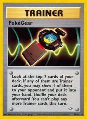 PokeGear - 88/111 - Rare - Unlimited Edition