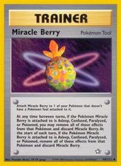 Miracle Berry - 94/111 - Uncommon - Unlimited Edition