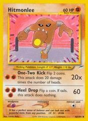 Hitmonlee - 42/105 - Uncommon - Unlimited Edition