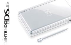 ZSYS Nintendo DS Lite Polar White