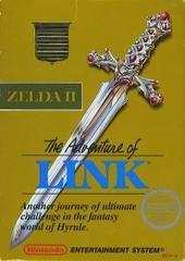 Zelda II: The Adventure of Link (Gold Cartridge)