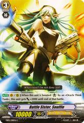 Battle Sister, Souffle - EB05/018EN - C on Channel Fireball