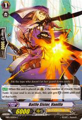 Battle Sister, Vanilla - EB05/025EN - C on Channel Fireball