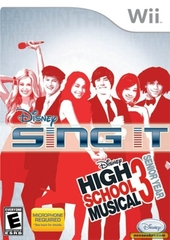 Sing It High School Musical 3 Senior Year