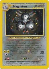 Magneton - 10/64 - Holo Rare - Unlimited Edition