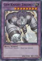 Gem-Knight Zirconia - HA07-EN018 - Super Rare - Unlimited Edition