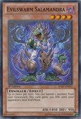 Evilswarm Salamandra - HA07-EN052 - Super Rare - Unlimited Edition