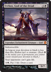 Erebos, God of the Dead - Foil