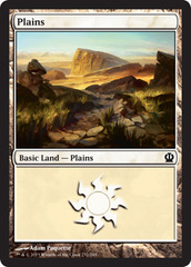 Plains - Foil (232)(THS)