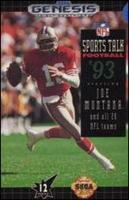NFL Sports Talk Football '93