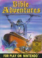 Bible Adventures (Black Cartridge)