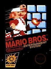 Super Mario Bros. (3 Screw Cartridge)