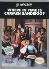 Where in Time is Carmen Sandiego?