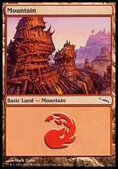 Mountain (299) - Foil
