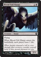 Blood-Toll Harpy