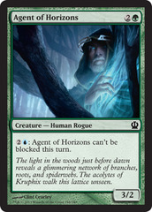 Agent of Horizons on Channel Fireball