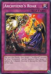 Archfiend's Roar - AP03-EN025 - Common - Unlimited Edition