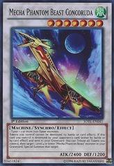 Mecha Phantom Beast Concoruda - JOTL-EN041 - Super Rare - Unlimited Edition