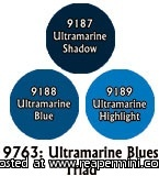Ultramarine Blues