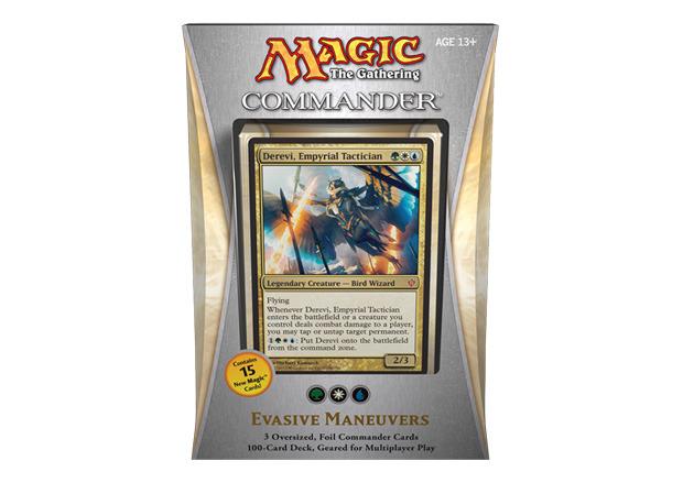 Commander 2013: Evasive Maneuvers Deck