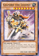 Gilford the Legend - LCJW-EN044 - Common - 1st Edition